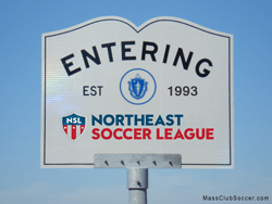 entering northeast soccer leagure