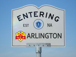 entering ac arlington
